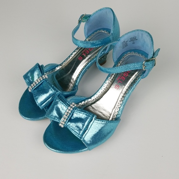 Angels New York Shoes | Turquoise